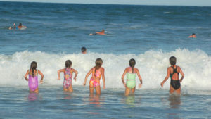 Ocean swimming Beach Safety Tips