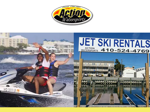 Action Watersports Ocean City MD