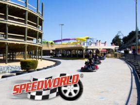 Speed World Cyclone Cart Coaster