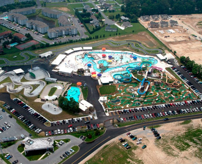 Jungle Jims Waterpark Rehoboth Beach 03 Png