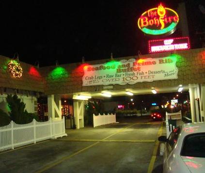 Bonfire Restaurant Ocean City Md