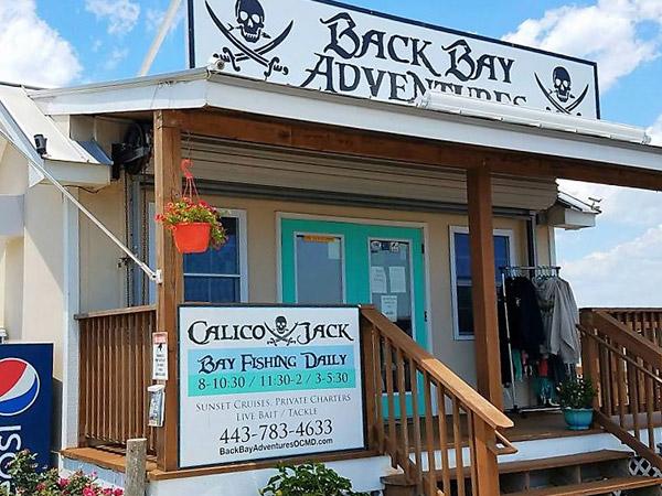 Back Bay Adventures Ocean City MD
