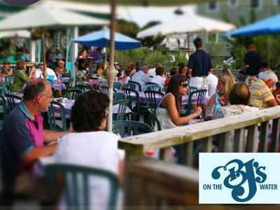 BJ's on Water Bayside Restaurant Ocean City, MD