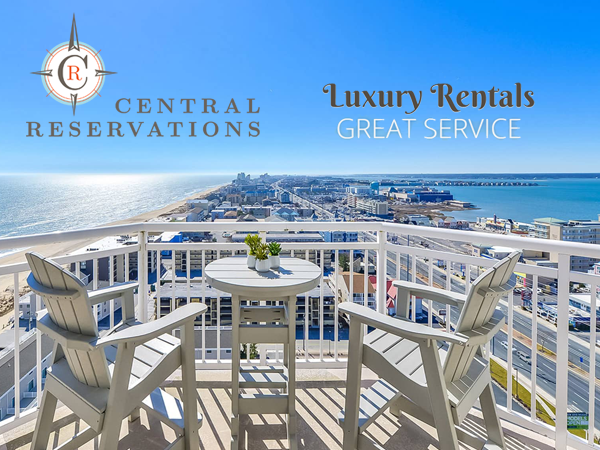 Central Reservations Ocean City Vacation Rentals