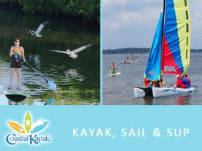 Coastal Kayak Kayak SUP Sailing Fenwick Island DE