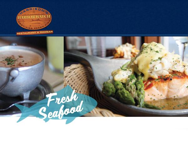 Harbor Watch Restaurant Ocean City MD