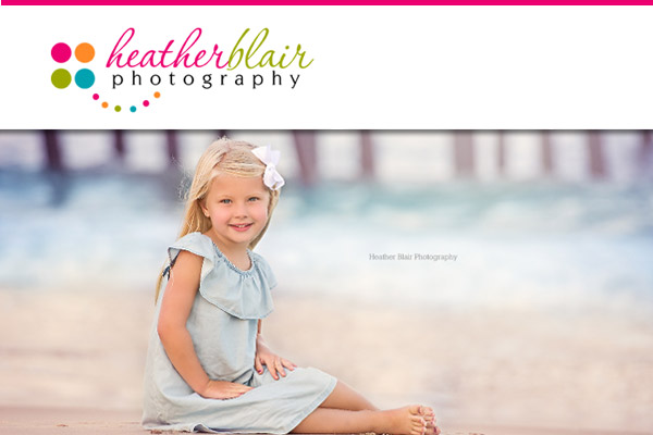 Heather Blair Photography - Ocean City, MD Beach Photographer