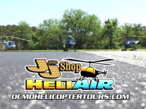 Ocean City MD Helicopter Tours
