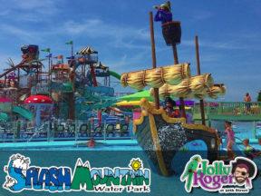 Jolly Roger Splash Mountain Ocean City, MD