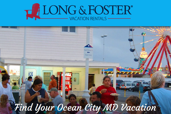 Long Foster Ocean City Vacation Rentals