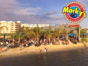 Mackeys Barside Grill Ocean City MD