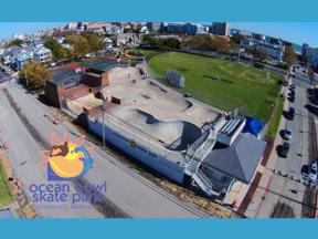 Ocean Bowl Skate Park Ocean City MD