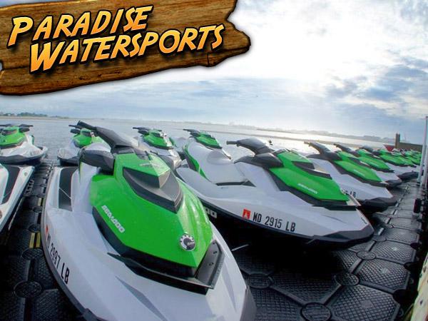 Paradise Watersports Jet Ski Rentals Ocean City MD