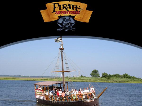 Pirate Adventures Ocean City MD