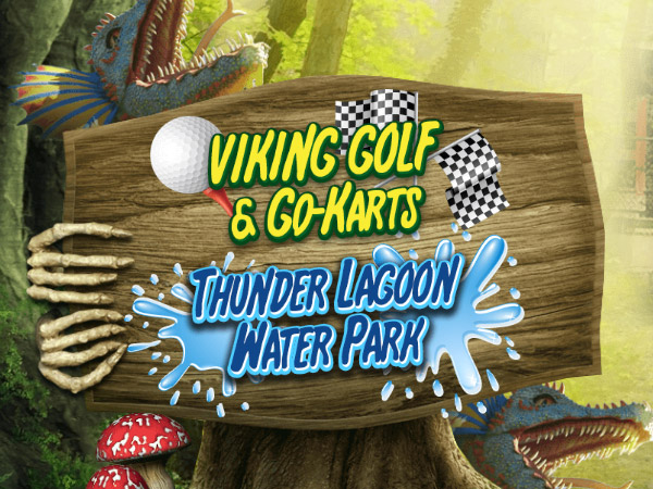 Thunder Lagoon Water Park