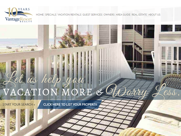 Vantage Resort Ocean City Vacation Rentals