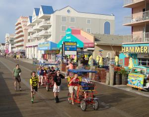 Rehoboth Beach Vs Ocean City Md