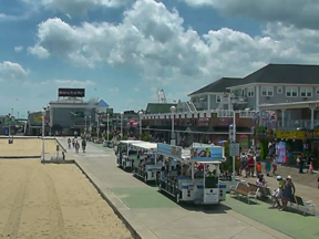 Live Webcam from Ocean City MD
