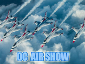 OC Air Show Ocean City MD