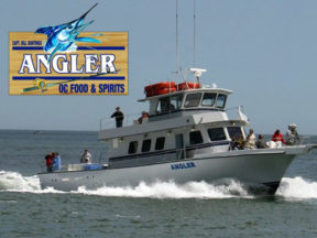 The Angler Dolphin Cruises Ocean City MD
