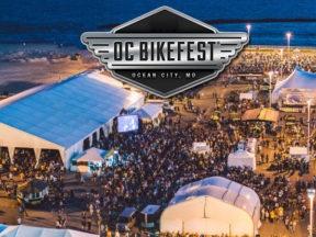 Ocean City MD Bike Week Bikefest