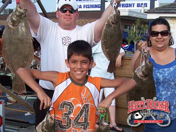 Happy Hooker Bay Fishing Ocean City MD