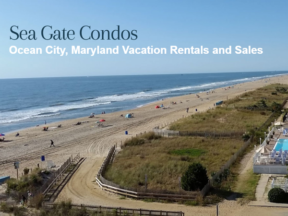 Sea Gate Condos Ocean City Rentals