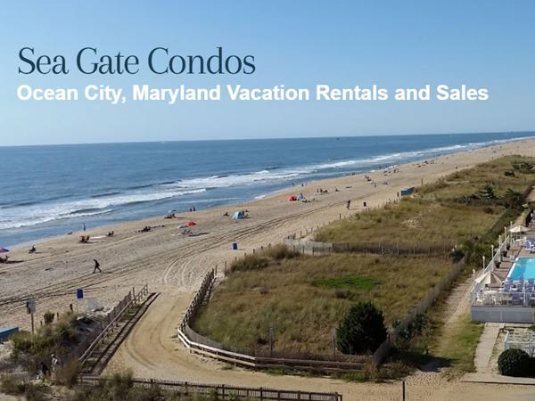 Sea Gate Condos Ocean City Rentals
