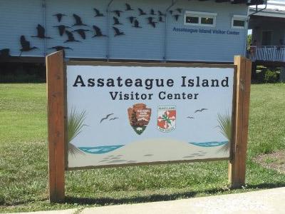 Assateague Island Visitor Center