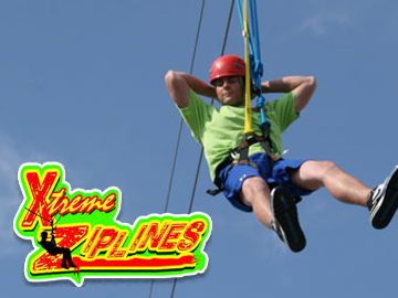 Extreme Zipline Ocean City, MD