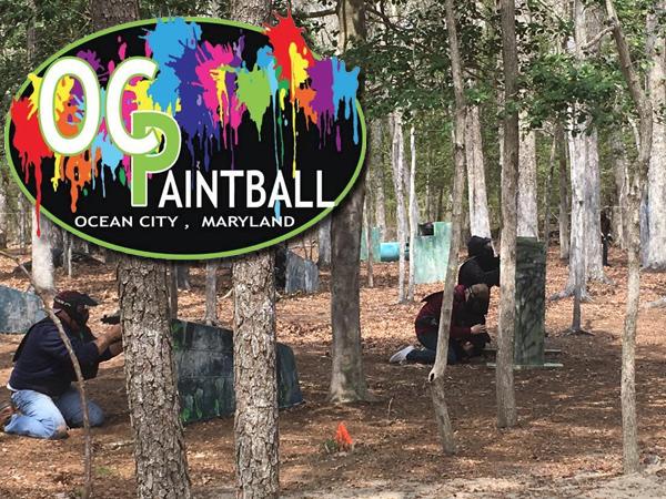 Ocean City MD Paintball