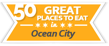 50 Great Restaurants Ocean City MD