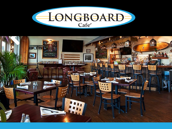 Longboard Cafe Ocean City MD