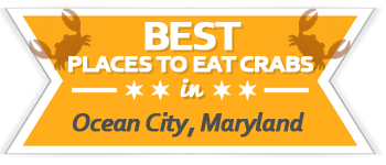 best places to eat crabs in ocean city md